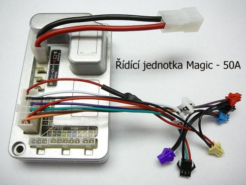 Magic controller