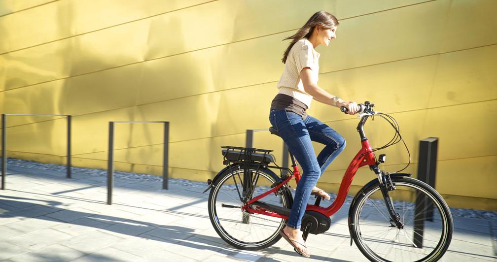 bike-woman