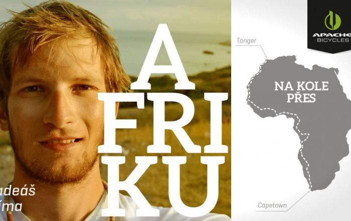 Apache biciklom kroz Afriku