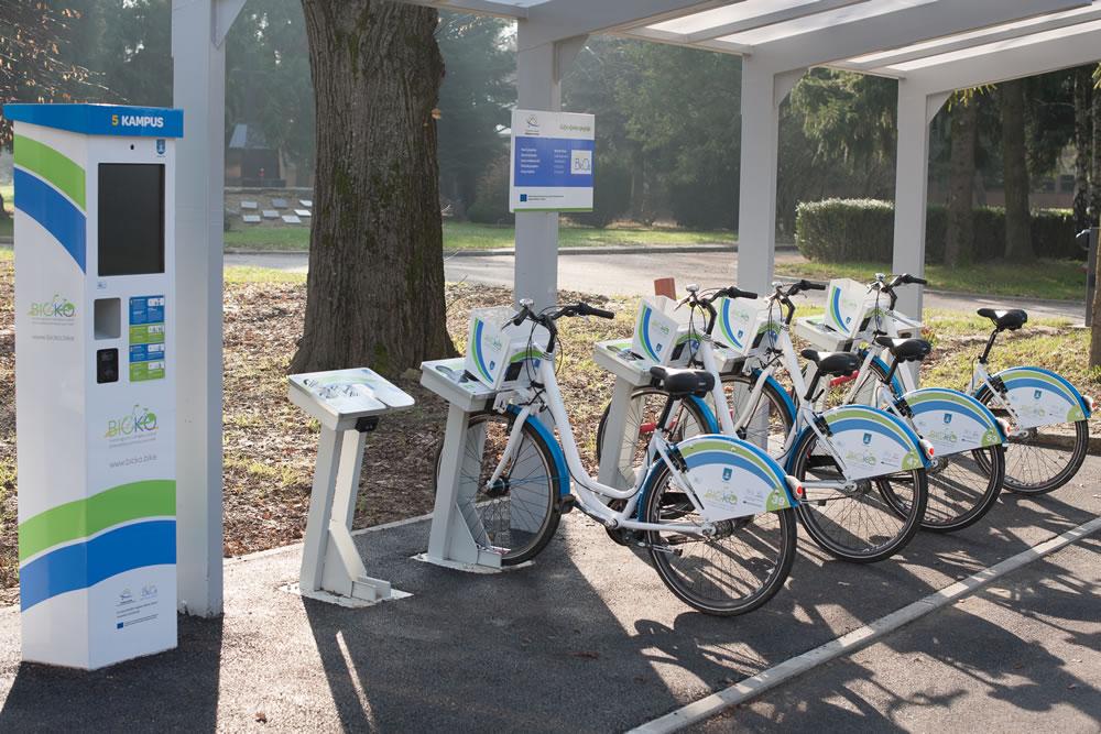 Rent a bike - sustav za iznajmljivanje bicikala
