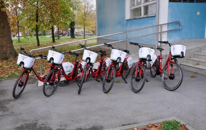 Orahovica nabava električnih bicikala